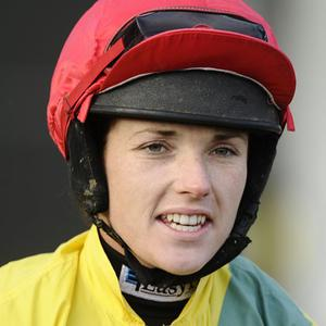 Katie Walsh Photo: Getty Images