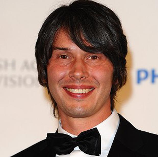 Stargazing Live presenter Prof Brian Cox says BBC bosses feared an alien signal might breach the corporation's editorial guidelines