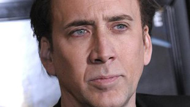 Nicolas Cage stars in the film Drive Angry 3D
