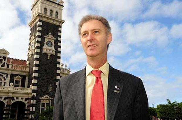 George Fergusson is the former British high commissioner to New Zealand and Samoa