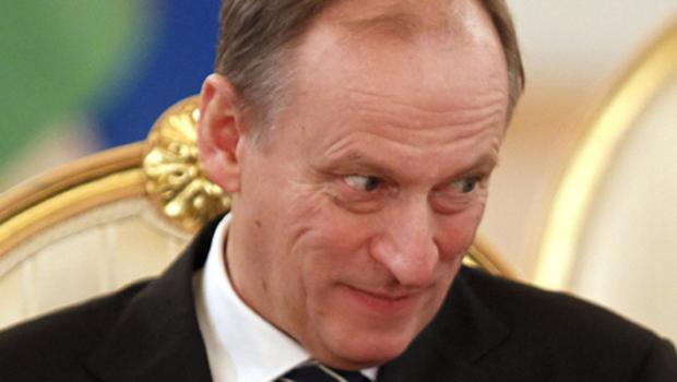 Nikolai Patrushev, the head of the Kremlin's security council, said he had seen intelligence indicating plans for a military incursion were well advanced. Photo: Getty Images