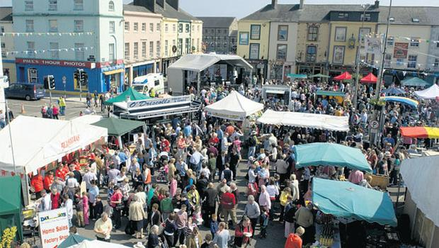 Chow down at the Waterford Festival of Food