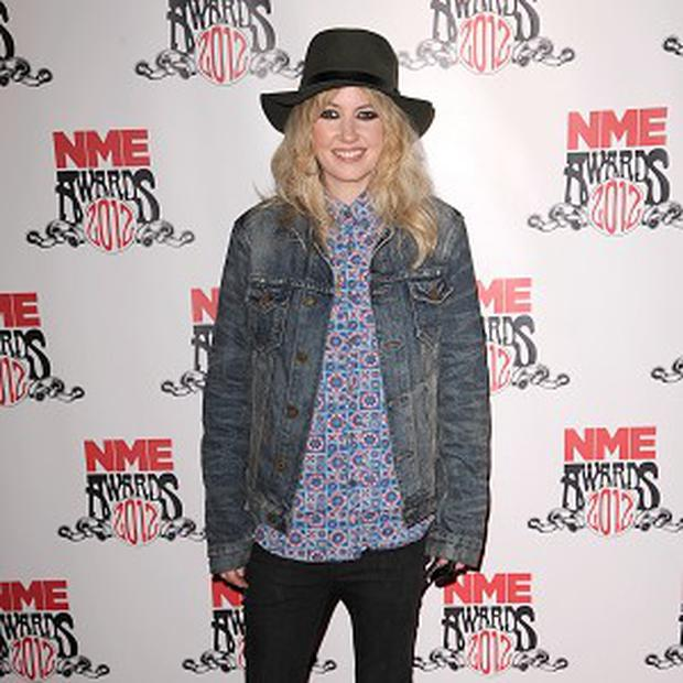 Ladyhawke is looking forward to her next UK tour