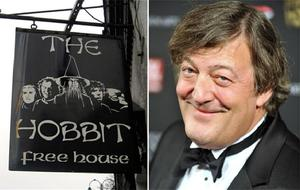 Stephen Fry was asked to support the Southampton pub's fight to keep its identity by organisers of a Facebook campaign. Photo: PA