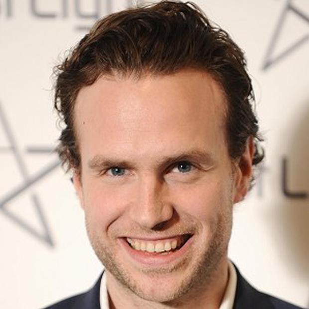 Rafe Spall said his dad Timothy still inspired him
