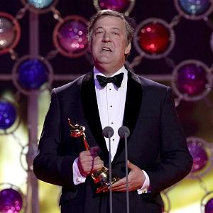 Stephen Fry is working with Hugh Laurie again