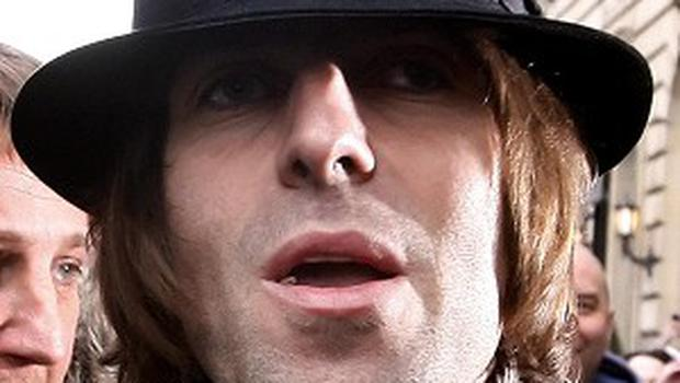Liam Gallagher says a fan once tried to snort his dandruff, thinking it was cocaine