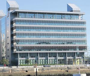 CIE hopes to achieve €22.5m from the sale of their freehold interest in the office block on North Wall Quay