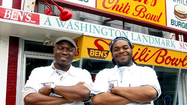Ben's Chili Bowl, a local institution