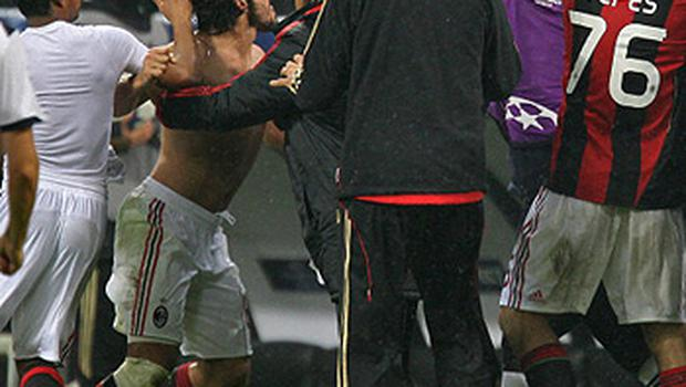 Gattuso is expected to receive a lengthy ban from Uefa for his conduct. Photo: Getty Images