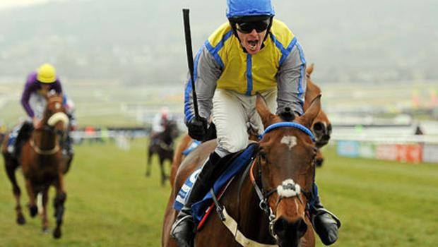 Jason Maguire is hoping Peddlers Cross can maintain his winning ways at Kelso.
