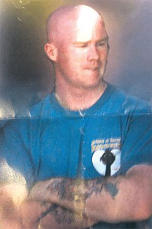 David Dodrill, who was jailed for IRA membership after a campaign of extortion and intimidation against a fish and chip shop owner.