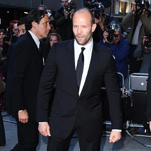 Jason Statham has the lead role in The Mechanic
