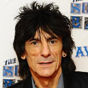 Ronnie Wood doesn't like the attention he's been getting