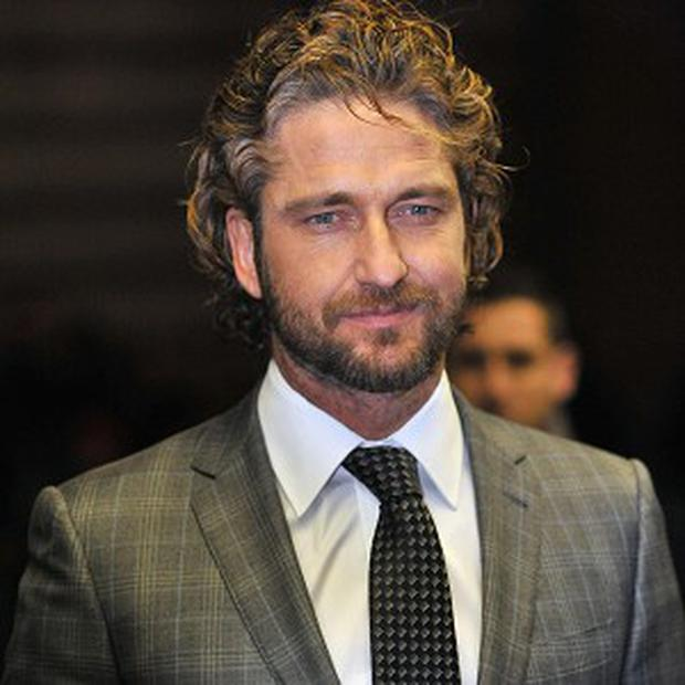 Gerard Butler will star in a new movie described as 'Die Hard in the White House'