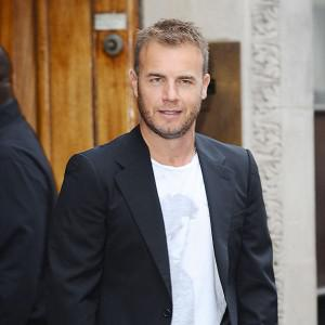 Gary Barlow would love to never have to board a plane again