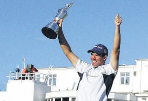 After winning The Open twice, and the US PGA, Padraig Harrington will continue his pursuit of winning a career Grand Slam at Augusta in April