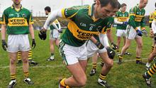 Eoin Brosnan was back at the centre of attention for Kerry against Mayo last weekend. Photo: Brian Lawless / Sportsfile