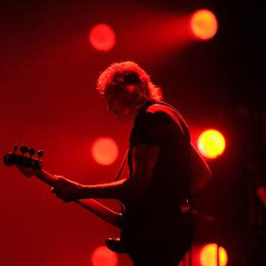 Roger Waters was joined on stage by Dave Gilmour