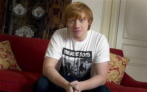 Rupert Grint is estimated to have made up to £28million from the films Photo: AP