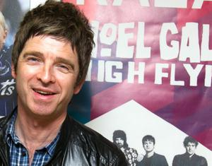 Noel Gallagher who revealed yesterday details of a major upcoming double-headliner gig this Summer.Pic:Mark Condren26.6.2012