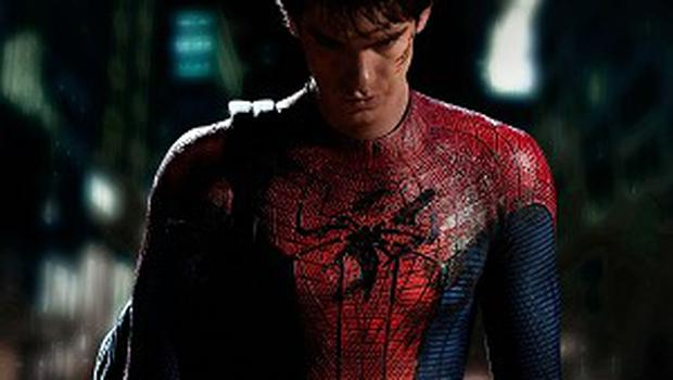 Andrew Garfield is playing the iconic role of Spider-Man