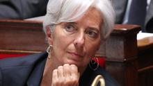French Finance and Economy Minister Christine Lagarde who wants to be the next leader of the IMF. Photo: Getty Images