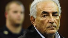 Dominique Strauss-Kahn in court in New Yory. Photo: AP