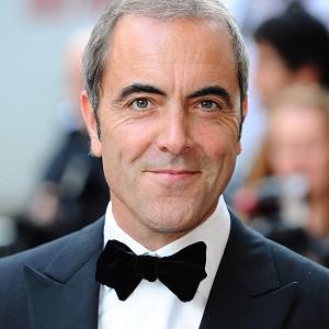 James Nesbitt has decorated his trailer on the set of The Hobbit to remind him of home