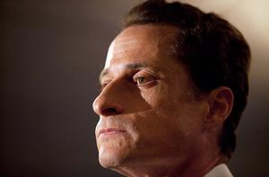 Anthony Weiner: Under pressure from Democrats who want him to resign. Photo: Getty Images
