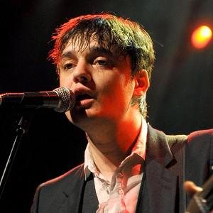 Pete Doherty has had a well-documented battle with drink and drugs