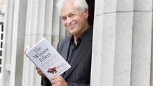 Prof Ian Robertson, author of 'The Winner Effect', at Trinity College, Dublin. He will give talk on power to TDs and senators today