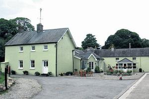 Clonageera Cottage, in Durrow, Co Laois with a granny flat and stables is quoting €320k