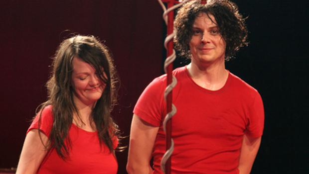 The White Stripes have announced they are disbanding. Photo: Getty Images