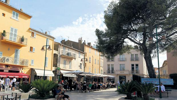 GORGEOUS AREA: The charm of the Cote d'Azur is on your doorstep when you stay at Le Mountourey Siblu