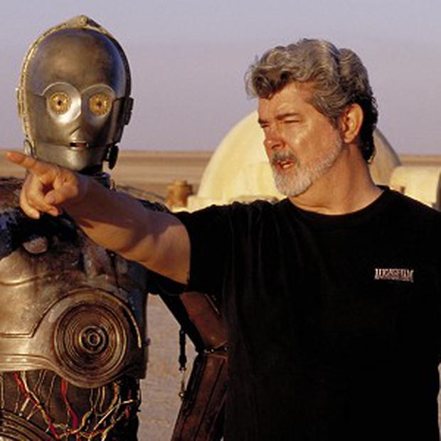 George Lucas has sold the Star Wars franchise to Disney