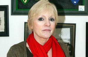 Dolours Price pictured in her Dublin home in 2010. Photo: Pacemaker