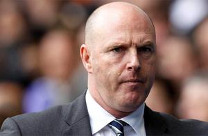 Blackburn manager Steve Kean says he is staying put at the club. Photo: Reuters