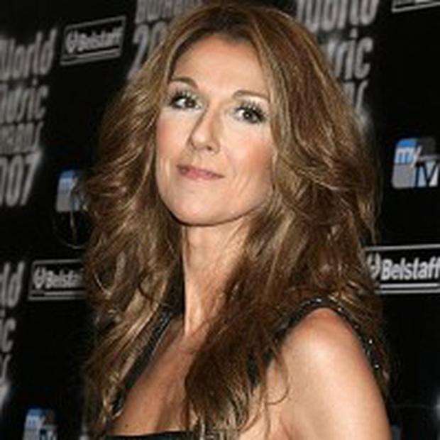 Celine Dion has joined other singers to re-record the 1985 US charity anthem We Are The World