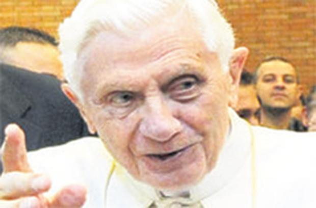 Pope Benedict XVI: turns 85 in the new year