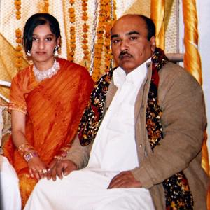 Tania Yousaf and her father Mohammed were gunned down in a graveyard in Pakistan alongside her mother Pervaz