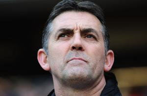 Burnley Chief has accused Coyle of making a 'sideways move' Photo: Getty Images