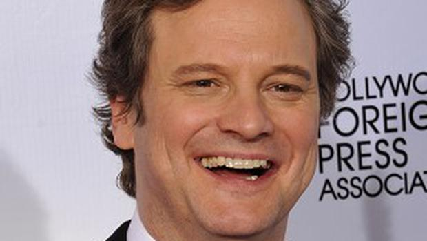Colin Firth said he liked playing the guitar