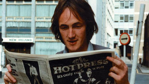 'Idolatry has its assets' - Joe Jackson reads the first issue of 'Hot Press'