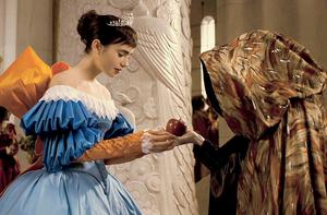 From Grimm to glib: Lily Collins as Snow White