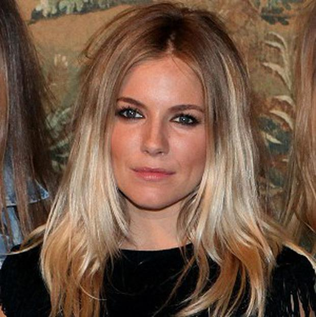 Sienna Miller is to play an actress famous director Alfred Hitchcock became obsessed with