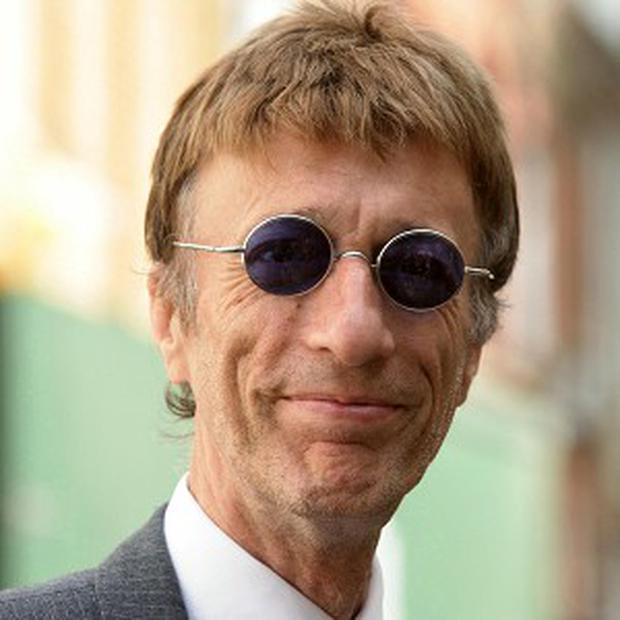 Robin Gibb has been in a coma since late last week