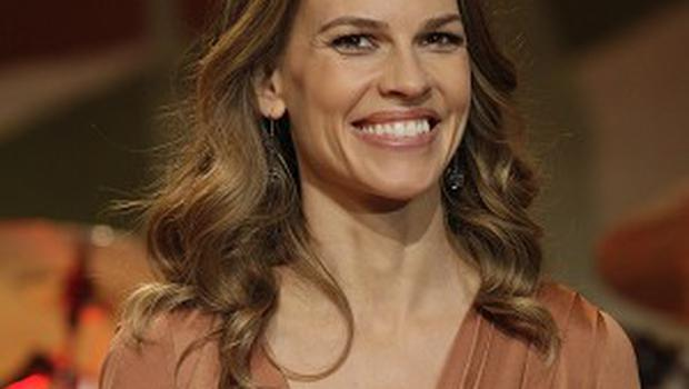 Hilary Swank reckons her hard work on Conviction has paid off