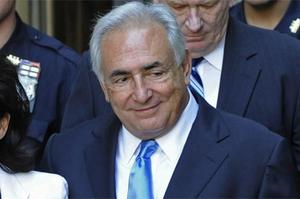 Dominique Strauss-Kahn: faces claim in France
