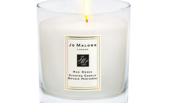 Red Roses Home Candle by Jo Malone